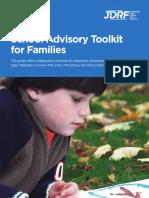 JDRF School Advisory Toolkit