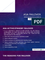 ASA Failover