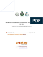 Asset Management Corp of Nig 2010 SB.359 - 310510