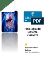 Fisiología Sistema Digestivo FINAL
