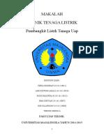 makalah teknik tenaga listrik