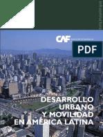 Desarrollo Urbano Movilidad Americalatina