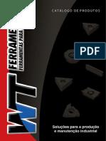 Catalogo WT Ferramentas 2014 Com Marca Dagua