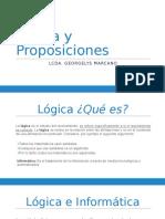 Lógica y Proposiciones
