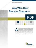 TechNote Wet-cast Curing Properties