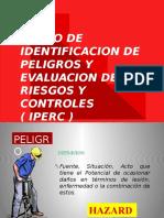 Curso de Identificacion de Peligros Evaluacion de Riesgos Y Controles