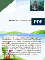 Regresion Simple