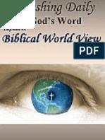 Biblical World View October 2016