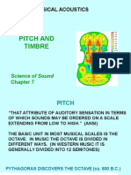 7 Pitch and Timbre