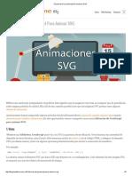 5 Librerías de JavaScript Para Animar SVG