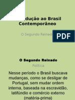 Introdução Ao Brasil Contemporâneo