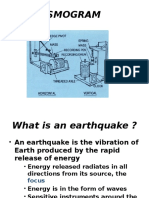Seismograph MMC