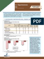 Informe Tecnico n04 Exportaciones e Importaciones Feb2015