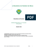 EDF Regras FutebolDeMesaOuDeBotao Regra-12toques-Esfera Paulista 2008