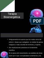 Terapia bioenergetica 2° sesion
