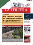 Diario La Tercera 27.09.2016