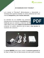Manual Del Instalador Mirubox v2