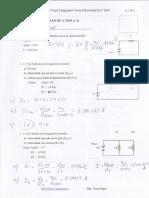 3º ESO Examen Electricidad 2013-14 Resuelto