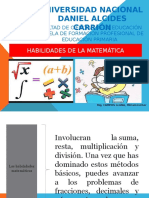 HABILIDADES-MATEMATICAS