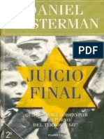Juicio final - Daniel Easterman.epub