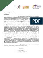 Informe Camaras