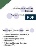 2.-Principales Orientaciones en Psicologia Social