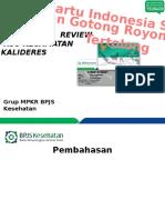 Presentasi Ur RSU Kalideres Periode Juli 2016