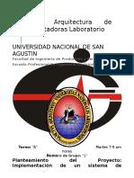 Laboratorio 1 Telecomunicaciones 2