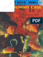 063-The Mummy Case - Franklin W. Dixon