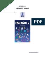Planeacion Español 2