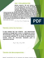 Polarizacion y Separacion Diapositivas (Diseño)