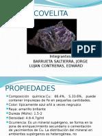 pirometalurgia covelita