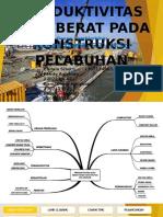 Produktivitas Alat Berat Pada Konstruksi Pelabuhan