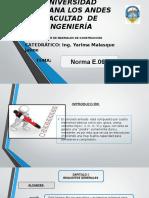 Norma E060