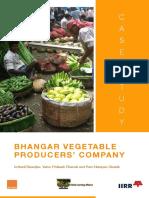 Bhangar Vegetable Producer Company