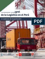Análisis Integral de La Logística en El Perú