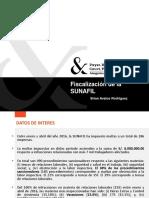 Charla Afp Integra. Sunafil y Nuevos Protocolos de Inspección