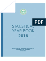 Statistical Year Book, 2016