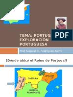 Portugal t La Exploración Atlántica