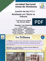 5`s oficial La Tribuna