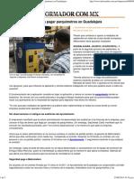 El Informador __ Abrirán Aplicación Para Pagar Parquímetros en Guadalajara