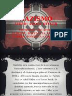 Nazismo Martin Zapata
