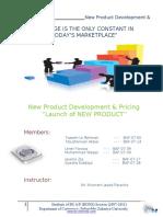 23512347 New Product Development Report