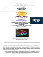 PFLAG Buffalo/Niagara October Newsletter 2016