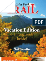 2010 Vacation Guide Estes Park, Colorado