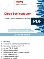 Aula 02 - Diodo Semicondutor I