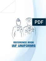 IAF Uniform Reference Book