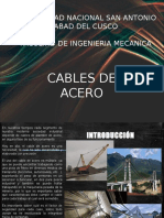 Cables de Acero 2