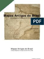 Mapas Antigos do Brasil