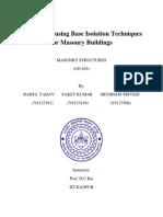 Rahul Yadav - Retrofitting using base isolation.pdf
